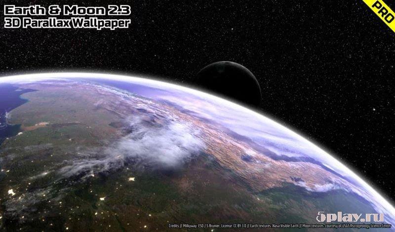 Земля 3d Живые Обои