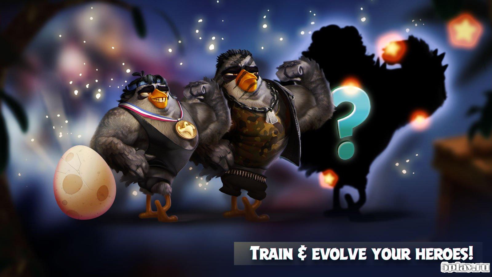 взлом angry birds evolution android