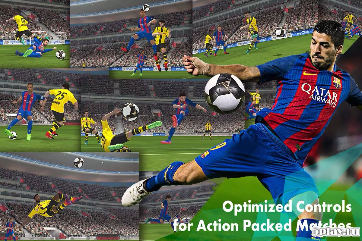 apk game pes 2018 android