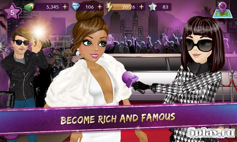 hollywood story apk mod 8.4