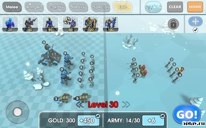 animal kingdom battle simulator 3d apk mod