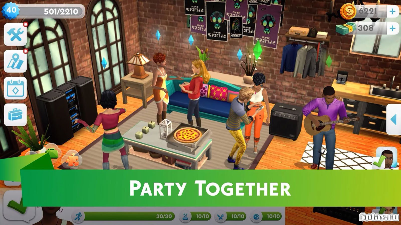 sims mobile apk unlimited money 2018