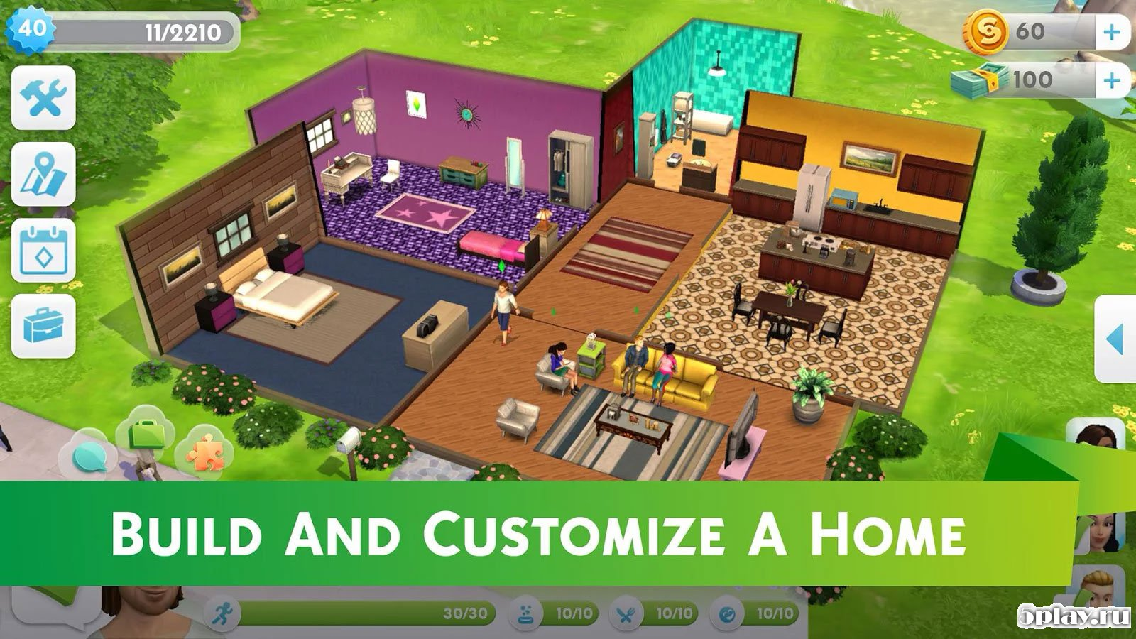 sims 4 mobile download apk
