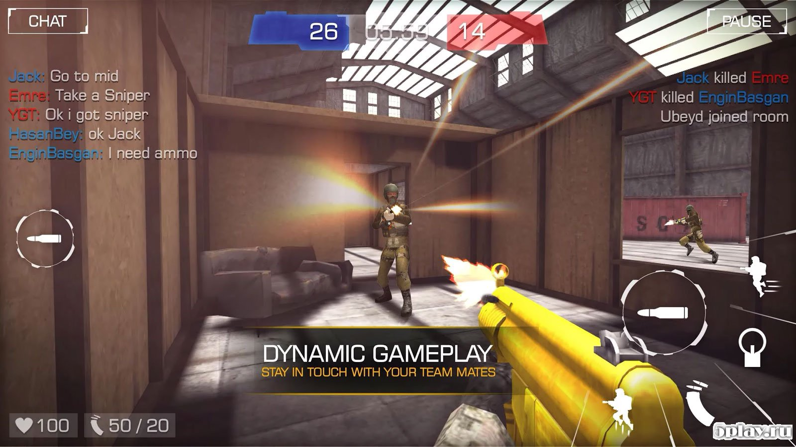 Bullet Party CS 2 Mod Apk – GO STRIKE 4