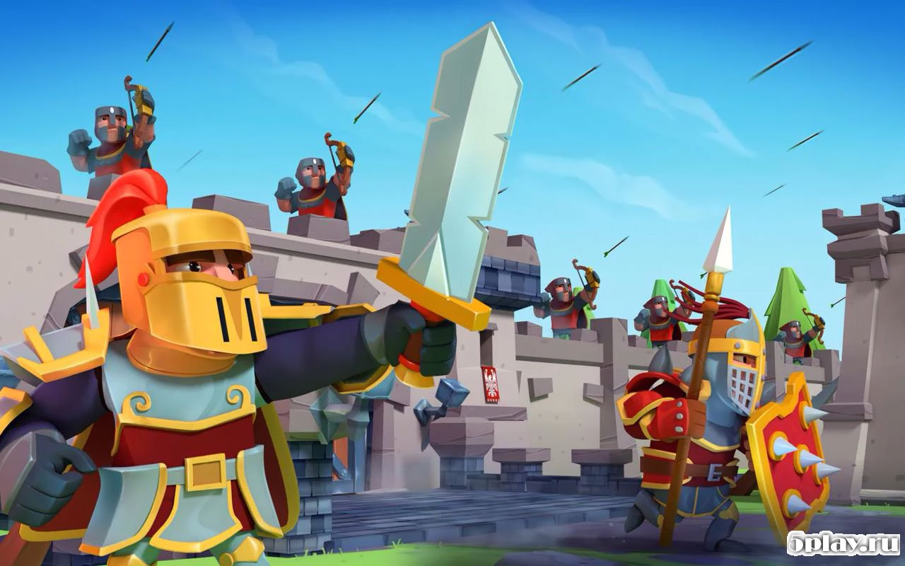 ef49293ce4f Download Game of Warriors 1.1.22 APK (MOD money) for android
