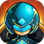 Galaxy defense: Lost planet