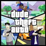 Dude Theft Auto: Open World Sandbox Simulator