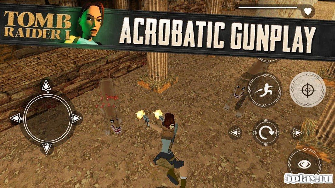 Tomb Raider I v1.0.42 RC Version APK is Here ! [Latest] 1