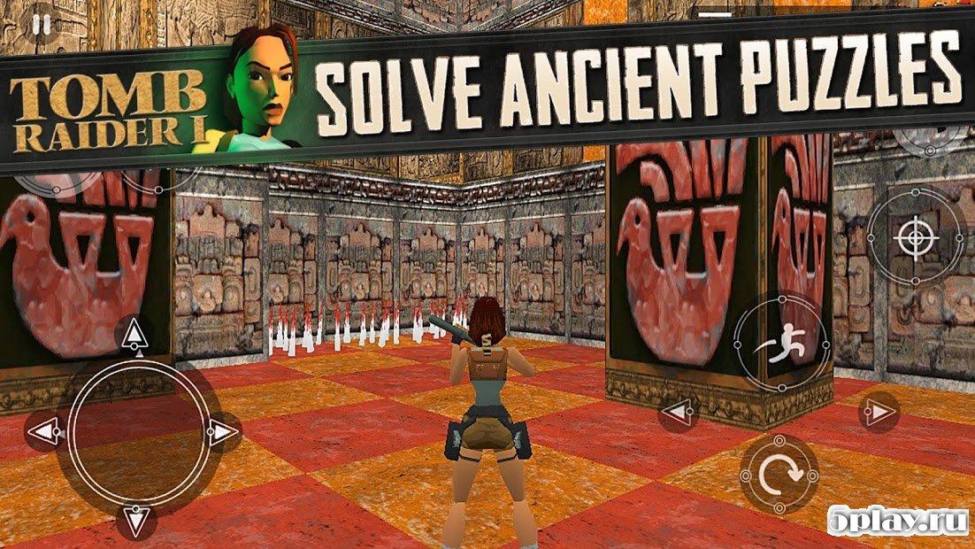 Tomb Raider I v1.0.42 RC Version APK is Here ! [Latest] 2