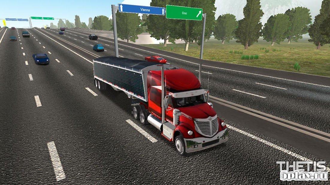 euro truck simulator europe apk download