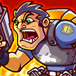 Metal Mercenary - 2D Platform Action Shooter