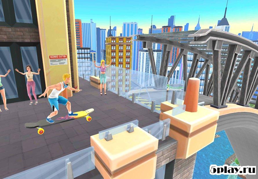 download game uphill rush mod apk