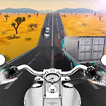 Highway Moto Rider - Traffic Race