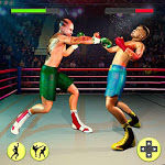 Ninja Punch Boxing Fighter Kung Fu Combat World