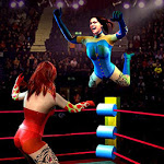 Woman Wrestling Mania Revolution Fighting