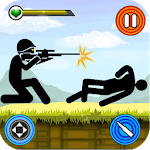 Stickman vs Stickman : Shotgun Shooting