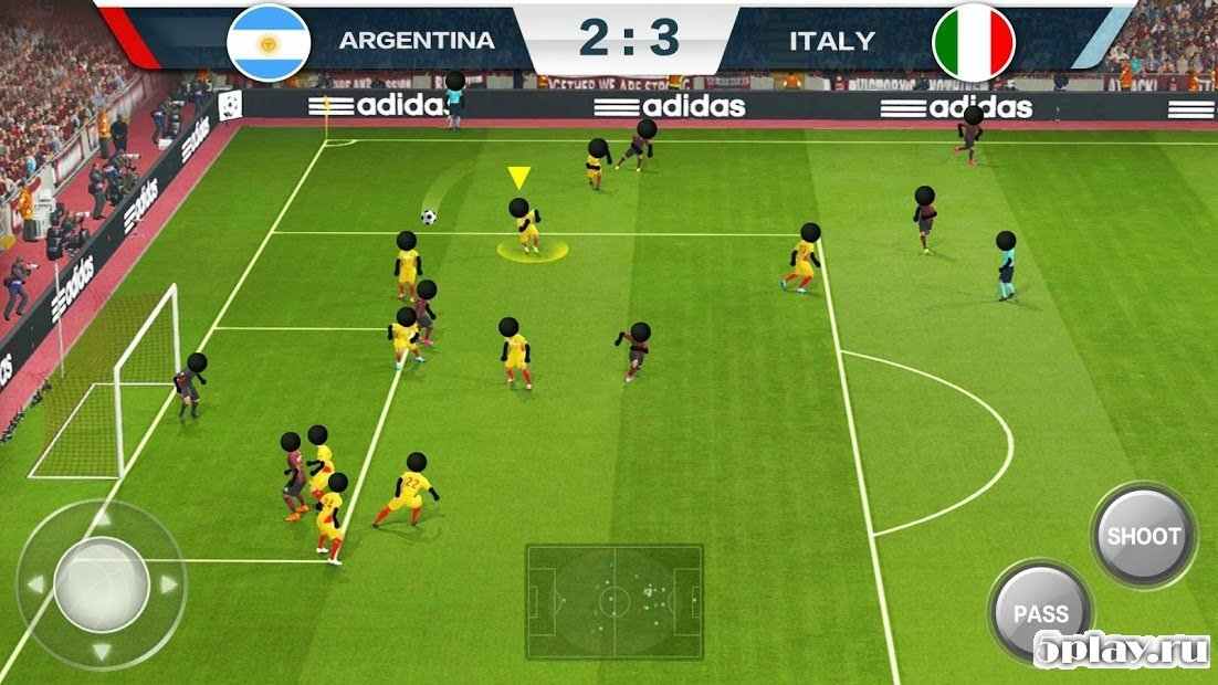 download football strike mod apk