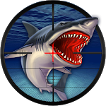 Whale Shark Attack FPS Sniper Shooter