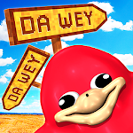 Ugandan Chungus and Knuckles Battle Royale Online