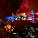 Space Shooter 3D :  Bullet Hell Meja Infinity