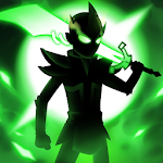 Stickman Shadow Fight Heroes : Legends Stick War