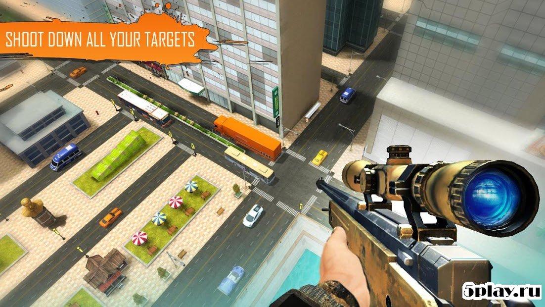 download sniper 3d mod apk