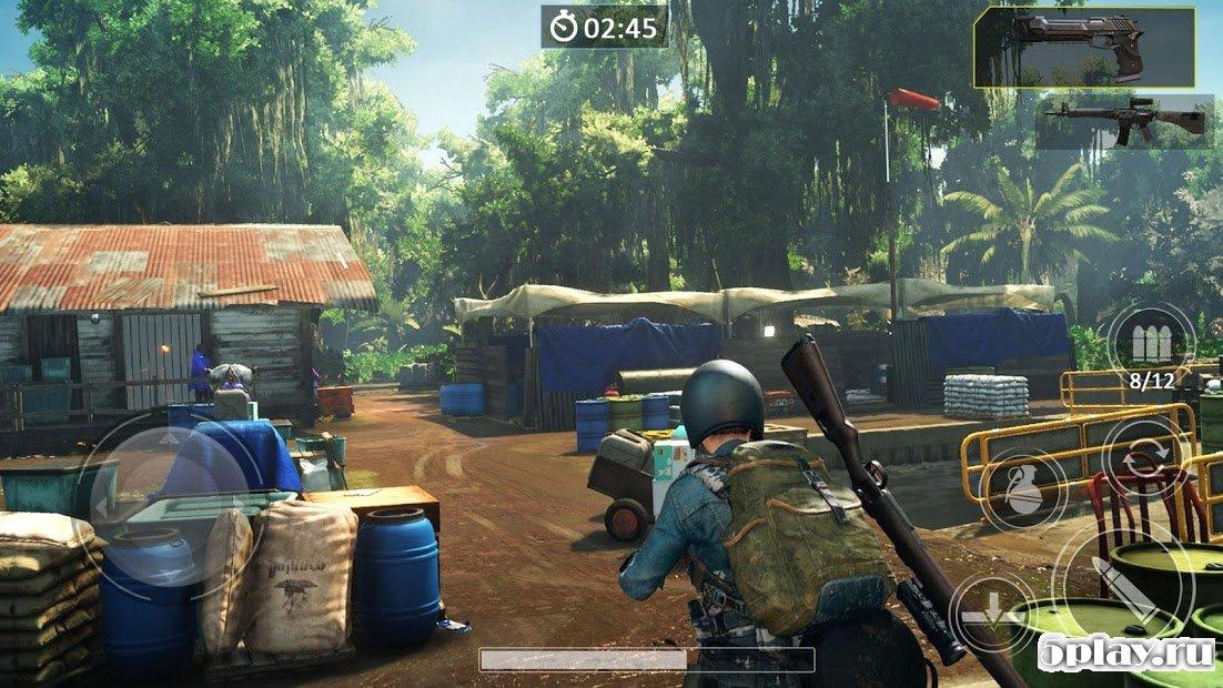 Download Assault Mission - Armed Gun Fire Game 1.1.1 APK (MOD ...