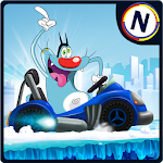 Oggy Super Speed Racing (The Official Game)