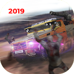 Zombie World - Racing Game