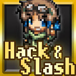 Hack & Slash Hero - Pixel Action RPG